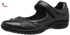 Geox Jr Shadow A, Ballerines Fille, Noir (Blackc9999), 35 EU - Chaussures geox (*Partner-Link)