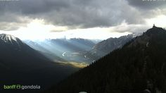 Banff Webcams - Banff Alberta - Live Banff Canada Webcam
