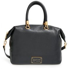 MARC BY MARC JACOBS 'Too Hot to Handle' Leather Satchel
