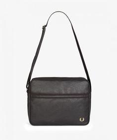 Fred Perry - Scotch Grain Shoulder Bag