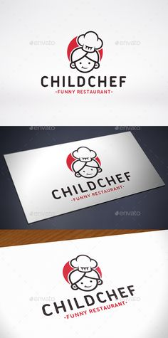 Chef Mascot Logo Design Template Vector #logotype Download it here: http://graphicriver.net/item/chef-mascot-logo-template/12039035?s_rank=1321?ref=nexion