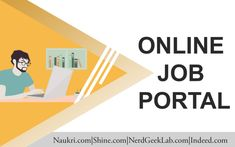 5 Most Effective Way to Search Job Online Job Portal, Good Job, Online Jobs, How To Get, Ads, Social Media, Search, Research, Searching
