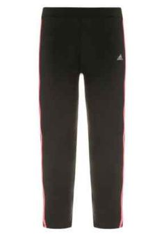 adidas Performance - Tights - black/super pink