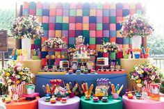 20ª edição Fashion Weekend Kids: espaços decorados