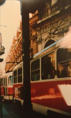 Straßenbahn in Prag, Tram, Prague,