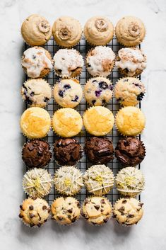 Anything But Basic Muffin Recipe (with 9 variations!) - Broma Bakery