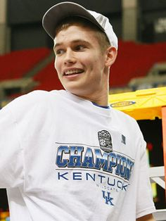 Jarrod Polson made Cosmopolitan's Hottest Guys of March Madness 2012!
