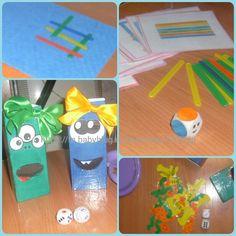 Настольные игры handmade. Часть 2. - Игры с детьми - Babyblog.ru
