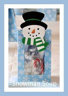 Little Inspirations: Snowman Party