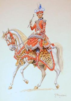 P._Benigni_Timbalier_RGT_LA_REINE_Cavalerie_1720.jpg (409×578)