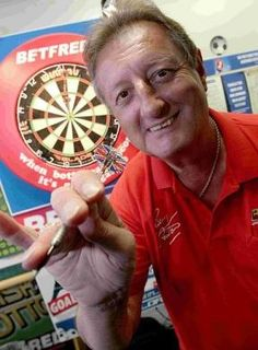 Eric Bristow Great Darts Legend Colour Poster