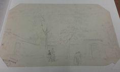 Dessins de Léon Soulié (1804 - 1862), un peintre du XIXe siècle. Home Decor, 19th Century, Drawings, Decoration Home, Room Decor, Home Interior Design, Home Decoration, Interior Design
