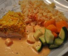 Rezept Nuss-Möhren-Hähnchen All-in-one (Finessen 04/2013) von Missy Freckles - Rezept der Kategorie Hauptgerichte mit Fleisch
