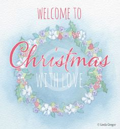 Purchase this cute Christmas Image to add to all your Christmas messages! Add to your social media messages, emails or online messages, or just print out on little gift tags! Welcome To Christmas, Christmas Fun, Christmas Messages, Christmas Images, Online Message, Little Gifts, Watercolor Paper, Gift Tags, Social Media