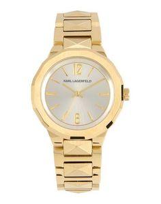 Prezzi e Sconti: #Karl lagerfeld orologio da polso donna Oro  ad Euro 249.00 in #Karl lagerfeld #Donna orologi orologi da polso