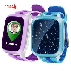 Consumer Electronics Wearable Devices United Lige New Smart Childrens Watch Lbs Locator Tracking Anti-lost Security Led Color Screen Touch Support Sim Card Baby Smart Watch Great Varieties