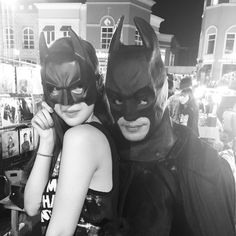 Thai Girl as The Batgirl