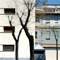La Residencia de Señoritas.  Carlos Arniches Moltó. Racionalismo Madrileño