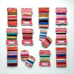 KHG Arts Mending Kits--color palettes