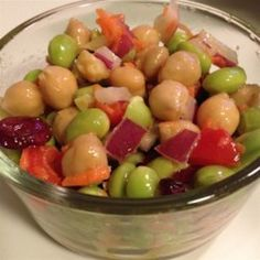 Chickpea and Edamame Salad - Allrecipes.com