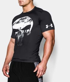 Men s Under Armour® Alter Ego Punisher Compression Shirt  1b6b701f2