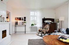 Scandinavian rooms