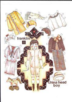 Franklin, a China Head Boy