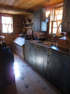 .one of the houses we visited in ohio wonderful primitive homes