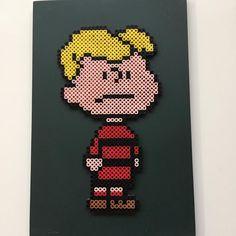 Schroeder Peanuts perler beads by yumy1130