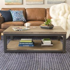 Shop for Heritage Coffee Table. Get free shipping at Overstock.com - Your Online Furniture Outlet Store! Get 5% in rewards with Club O!