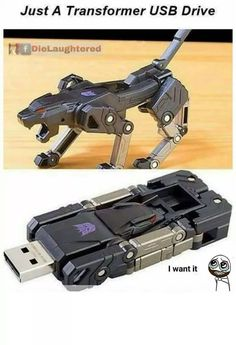 Funny pictures about Transformer USB drive. Oh, and cool pics about Transformer USB drive. Also, Transformer USB drive photos. Electronics Projects, Cool Electronics, Electronics Storage, Consumer Electronics, Cool Technology, Technology Gadgets, Newest Technology, Futuristic Technology, Gadgets Techniques