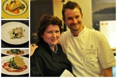 BLOG POST: Visa Infinite Dining Series at YEW Restaurant + Bar with Celebrity Chef Lynn Crawford & Executive Chef Ned Bell