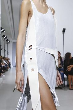 #ranitasobanska #fashion #inspirations Paco Rabanne Ready To Wear Spring Summer 2015 Paris - Cyber Sports
