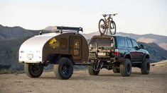 14 Best Off-Road Camper Trailers! Discover the best Off-Road Camper Trailers for your next camping adventure here in our guide that features the coolest off-road trailers you can buy! Small Camper Trailers, Off Road Camper Trailer, Tiny Camper, Small Campers, Travel Trailers For Sale, Camping Trailers, Trailer Diy, Airstream Trailers, Rv Campers