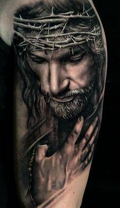52 Ideas De Tatuajes Cristianos Tatuajes Cristianos Tatuaje De Cristo Tatuaje De Jesús