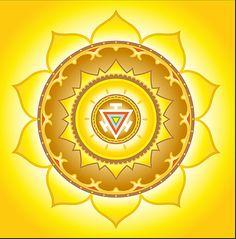 Bildresultat för chakra gult