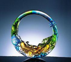 Art du verre - 美しすぎるガラスアート