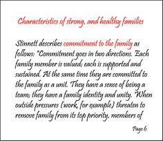Have a family member committed