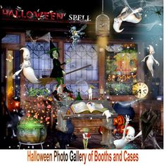Visit the Phoenix Brass Armadillo Mall and Check out our Vintage and Collectible Halloween Items in the Dealer Booths and Cases..