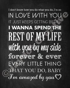 Amazed by Lonestar :) I still get this feeling. I've had it for years now. Country Love Song Lyrics, Love Song Quotes, Country Music Quotes, Love Songs Lyrics, Song Lyric Quotes, Country Songs, Love Quotes For Him, Amazing Man Quotes, Love Songs For Him