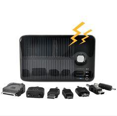 Carica batteria solare mini(5000mAh) | FashionTechnoToys