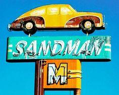 Photograph of Sandman Motel, Reno, NV