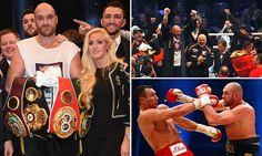 Tyson Fury is the heavyweight champion of the world...
