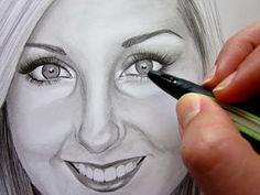 """How to Draw a """"Realistic"""" Manga Face, Line by Line - YouTube"""