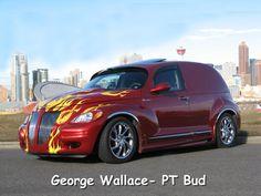 Don Wilson, Cruiser Car, Car Kits, Chrysler Pt Cruiser, Woody, Hot Rods, Dream Cars, Convertible, Jeep