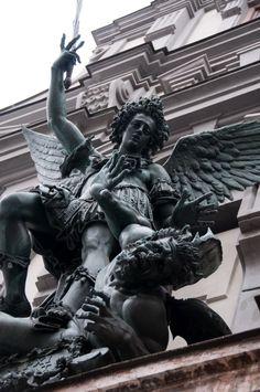 Michael archangel vanquishing the devil에 대한 이미지 검색결과