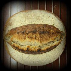 Ekşi Mayalı Ekmek   Ekmek gibi Ekmek