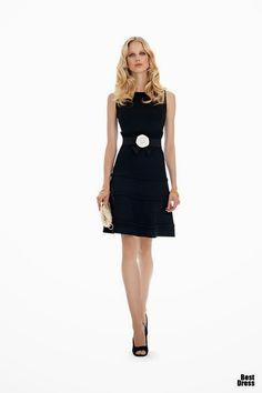 10 Vestidos de moda para volver con estilo a la oficina   Moda en vestidos formales