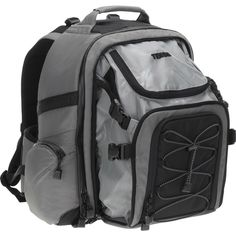 Tenba 632-352 Shootout Duel Purpose Daypack (Silver/Black) -- Tried it! Love it! Click the image. : Best hiking backpack