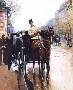 Paris - Jean Beraud